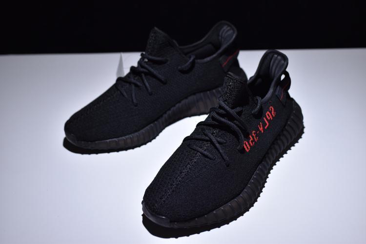 """Adidas Yeezy Boost 350 V2 """"Bred"""" (36-45) - фото 6"""