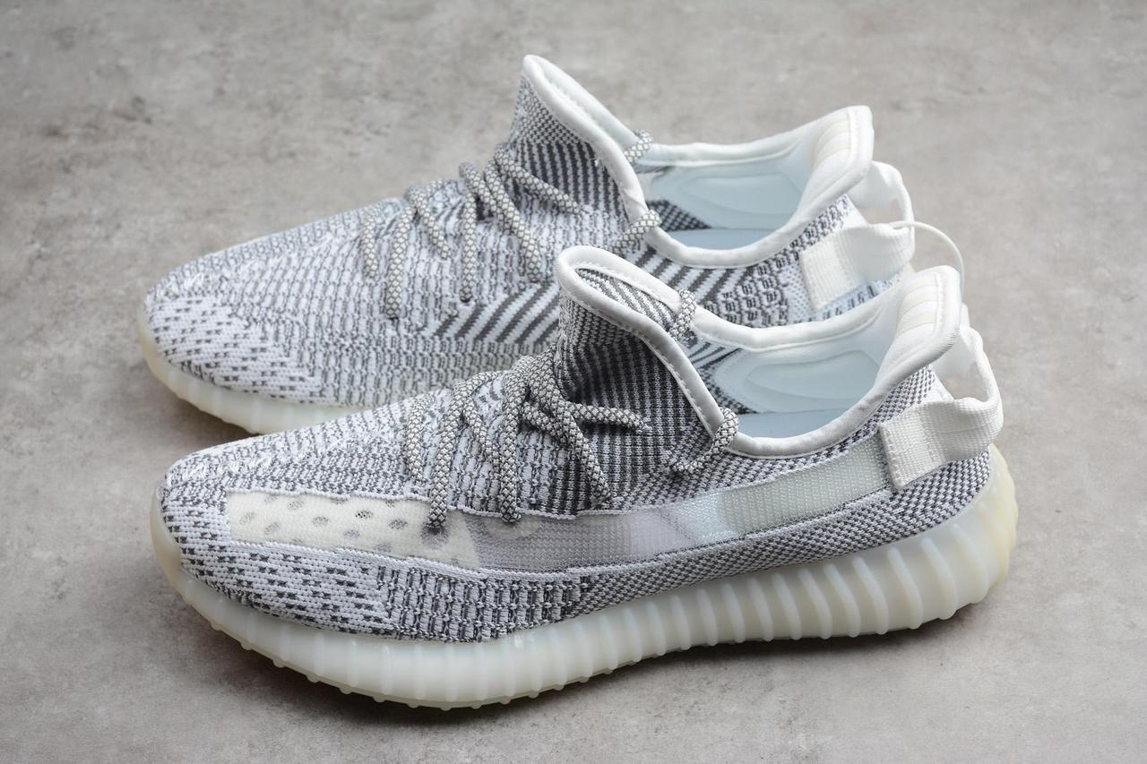 """Adidas Yeezy Boost 350 V2 """"Static"""" (36-45) - фото 6"""