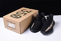 "Adidas Yeezy Boost 350 V2 ""Black/Olive Green"" (36-45) , фото 7"