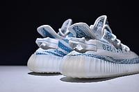 "Adidas Yeezy Boost 350 V2 ""Blue Zebra"" (36-45) , фото 5"