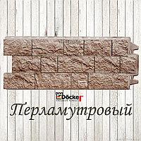 """Фасадная панель Дёке """"Fels"""" (Перламутровый)"""