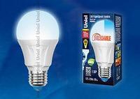 Светодиодная лампа диммируемая LED-A60-11W/WW/E27/FR/DIM PLP01WH картон