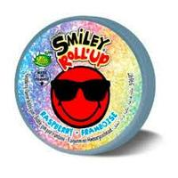Жевательная резинка Roll Up Smiley (1метр) 29гр  Франция (24шт-упак) Tubble gum