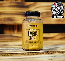 OptiMeal Omega 3 6 9 (90капс - 90порций)