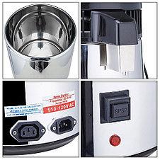 Дистиллятор воды бытовой (Корпус нержавейка, тара стекло), фото 2
