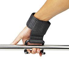 Лямки с крюками для турника и тяги, фото 3