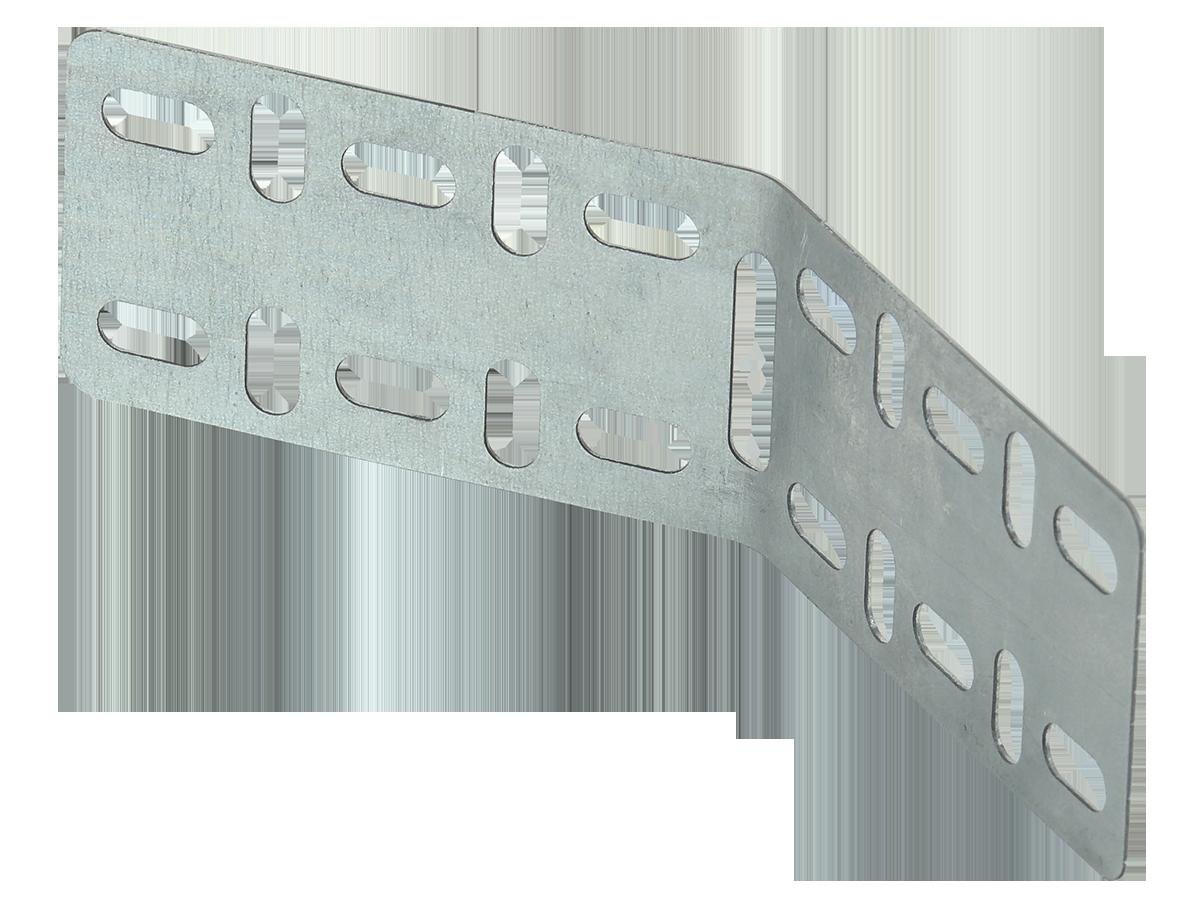 Пластина соединительная регулируемая h=80мм HDZ IEK