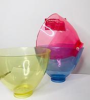 Чашка силиконовая большая Д14см, фото 1