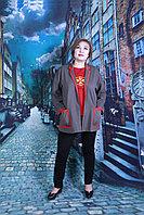 Дизайнерский пиджак  пиджак 46-60 размер, фото 1