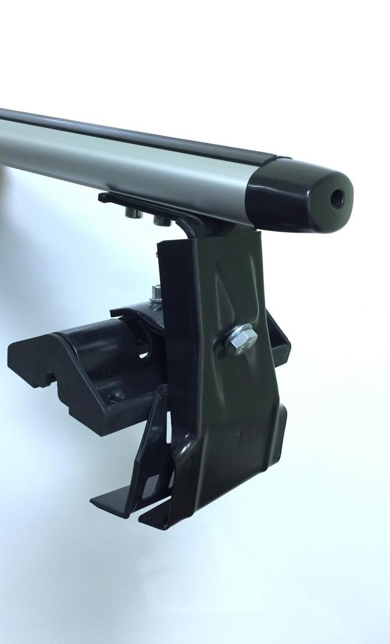 Перекладины для багажника авто с пазами 125см аэродинамика