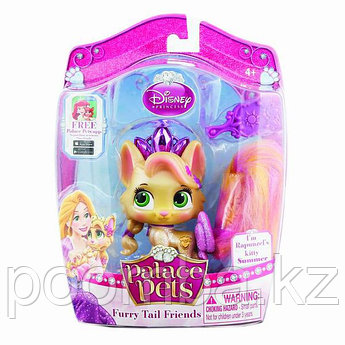 Набор Palace Pets Furry Tail Friends - Котенок Туфелька, питомец Золушки