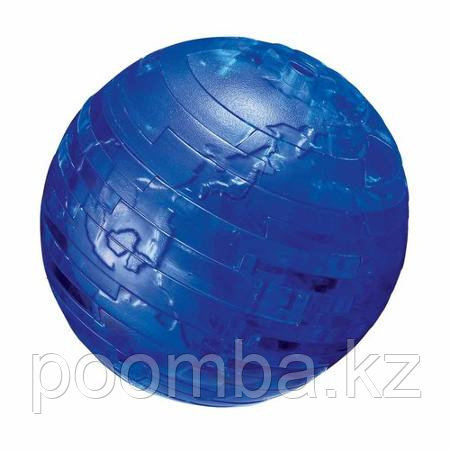 3D Crystal Puzzle Земля