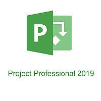 Microsoft Project 2019 Professional, ESD, 1PC