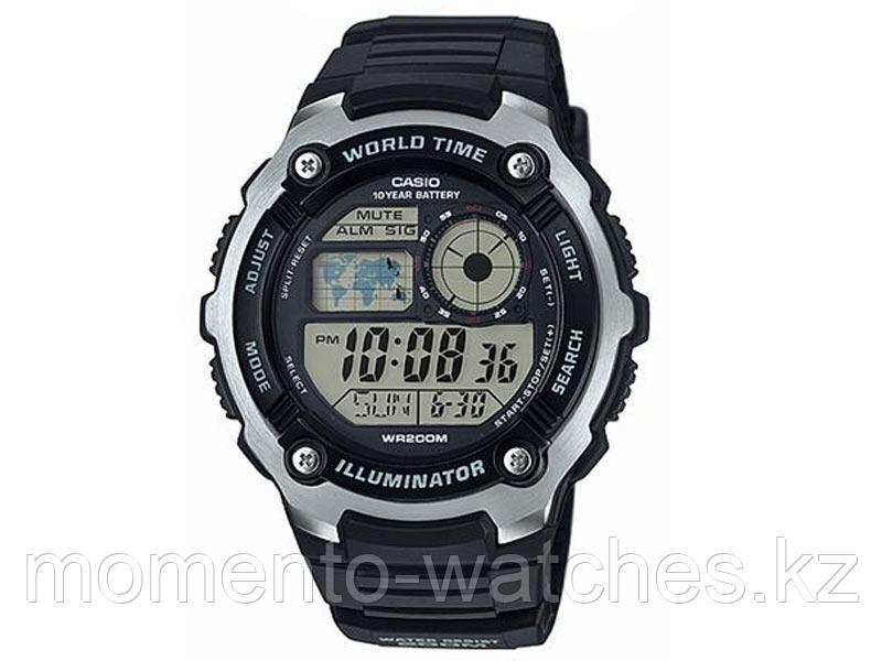 Часы CASIO AE-2100W-1AVDF