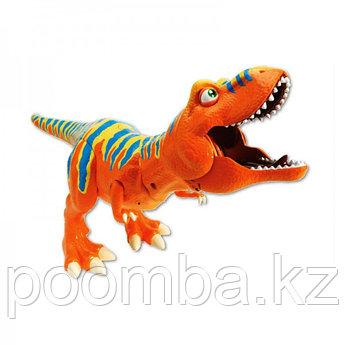Т-Рекс Поезд динозавров Борис 60см интерактивный англ. яз
