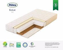 PLITEX PLITEX Матрас в кроватку ECO LAT (119х60х12см) -