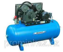 Установка компрессорная СБ4/Ф-270.LB75,  10 атм,  740 л/мин, 270 л,  380В, 5,5кВт, 1650х510х1150 мм, вес 206 к