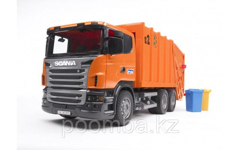 Спецтехника Bruder Scania 1:16 03560