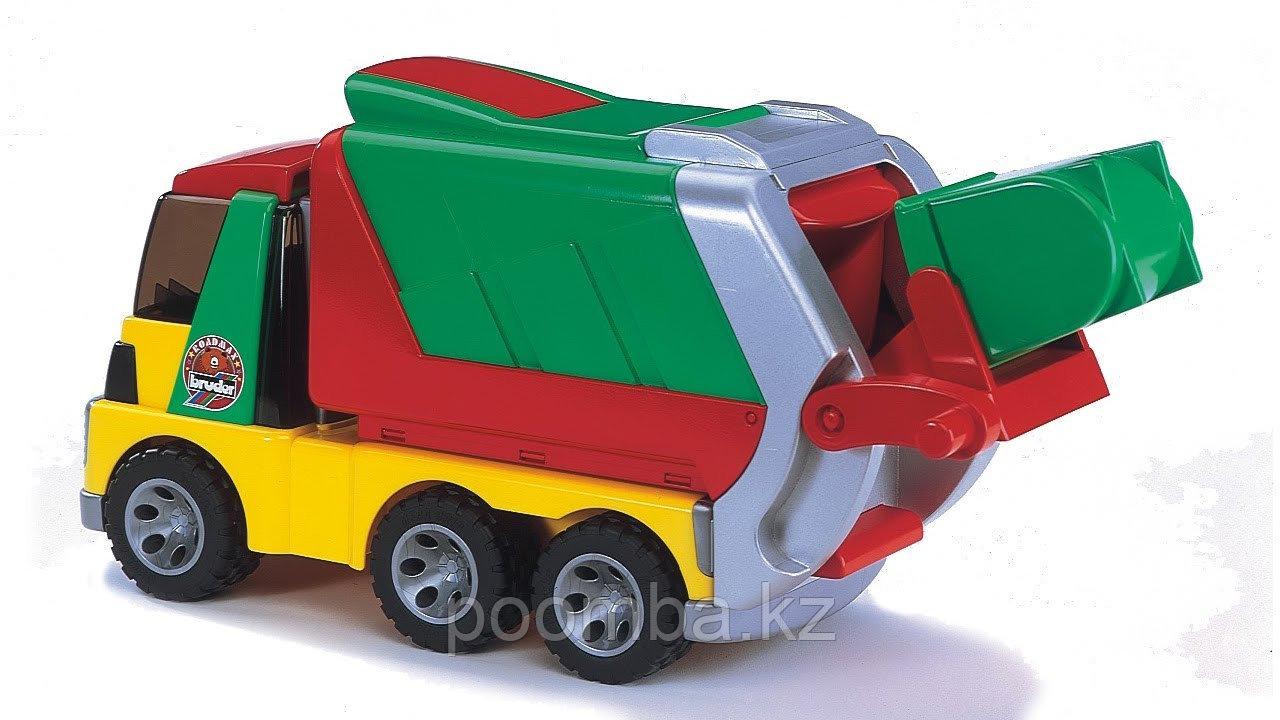 Bruder 20002 игрушка - мусоровоз