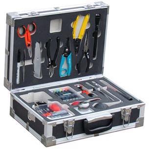 Набор инструмента монтажника оптоволоконных сетей UT-07