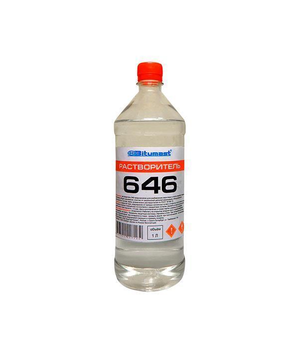 Растворитель 646 (3л)