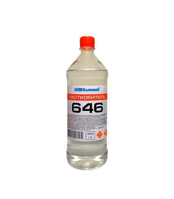 Растворитель 646 (10л)