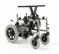 Инвалидное кресло-коляска с электроприводом Vermeiren EXPRESS 2009 (Saturnus 4) - фото 2