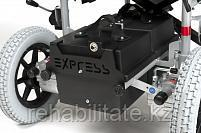 Инвалидное кресло-коляска с электроприводом Vermeiren EXPRESS 2009 (Saturnus 4) - фото 4