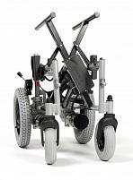 Инвалидное кресло-коляска с электроприводом Vermeiren EXPRESS 2009 (Saturnus 4) - фото 5