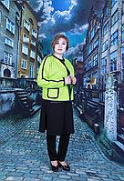 Дизайнерский  пиджак 46-58 размер, фото 1