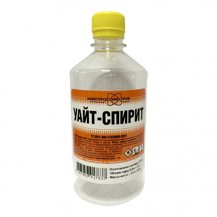 Уайт-спирит (0,5л), фото 2