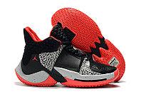 "Air Jordan Why Not Zer0.2 ""Black/Cement"" (40-46)"
