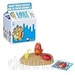 Котики Игровой набор Lost Kitties -Hasbro. Пакет молока.