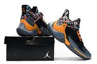 "Air Jordan Why Not Zer0.2 ""Black/Yellow"" (40-46) , фото 3"