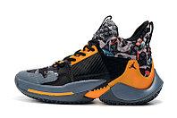 "Air Jordan Why Not Zer0.2 ""Black/Yellow"" (40-46) , фото 4"