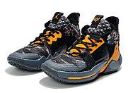 "Air Jordan Why Not Zer0.2 ""Black/Yellow"" (40-46) , фото 6"