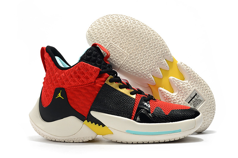 """Air Jordan Why Not Zer0.2 """"Chinese New Year"""" (40-46)"""