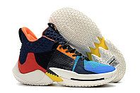 "Air Jordan Why Not Zer0.2 ""Future History"" (40-46)"