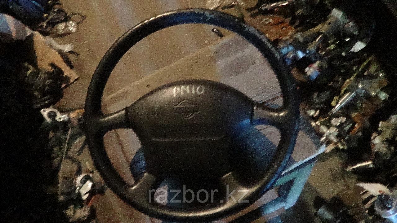 Рулевое колесо Nissan Primera (10) / SRS