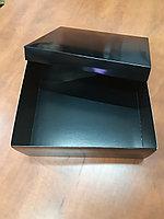 Коробка 25*20*9см черная