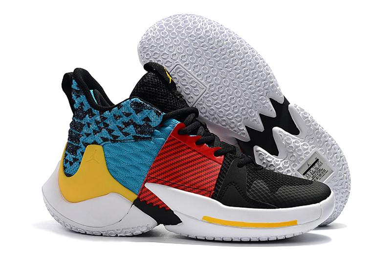 "Air Jordan Why Not Zer0.2 ""BHM"" (40-46)"