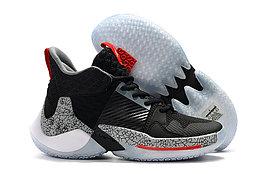 "Air Jordan Why Not Zer0.2 ""Black/Elephant Print"" (40-46)"