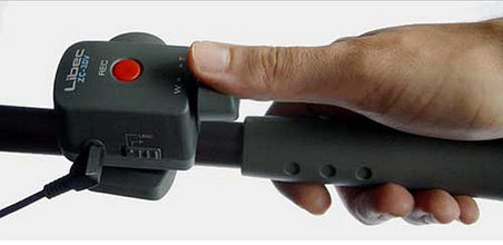Libec zc-3dv Zoom пульт контроль для управление зумом и записью-пауза, фото 2
