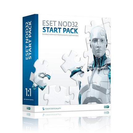 Антивирус Eset NOD32 Start Pack, фото 2
