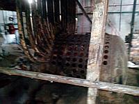 Замена труб поверхностей нагрева водотрубных котлов