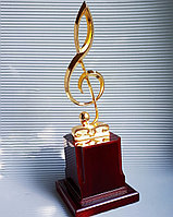 """Сувенир """"Скрипичный ключ"""", 34см, фото 1"""