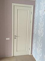 Дверь межкомнатная деревянная белая