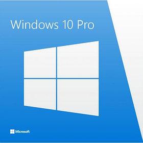 Операционная система Microsoft Windows 10 Professional, 64-bit, Russian 1pk DSP OEI DVD KZ-Only (FQC-08906)