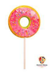 Карамель леденцовая в форме Пончика 50 гр. Sweet Ness