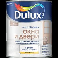 Краска Dulux Окна и Двери полуматовая